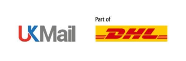 image from UKMail and DHL